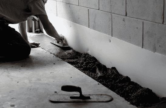 North Carolina basement leak repair