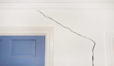 cracked basement wall repair cost martinsville va