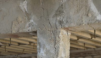 Cracked and damaged foundation repair by local Greensboro contractors Affordable Waterproofing and Foundation Repair. Whether it's concrete, brick or stone, your foundation gets the expert leak detection service it needs.
